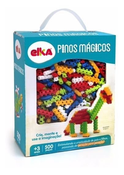 Pinos Magicos 500 Pecas - Elka 939