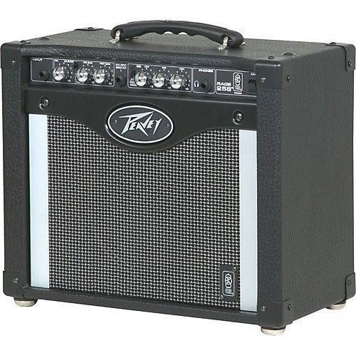 Amplificador Guitarra Peavey Rage 258 Transtube 25w 110v