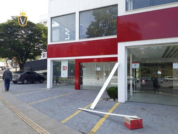 Espetacular Loja 250 M² Na Av. 9 De Julho, Melhor Localização Para Visibilidade Em Jundiaí - Lo0032
