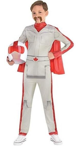 Disfraz Caboom Toy Story 4 Halloween Fiesta Marca Party City