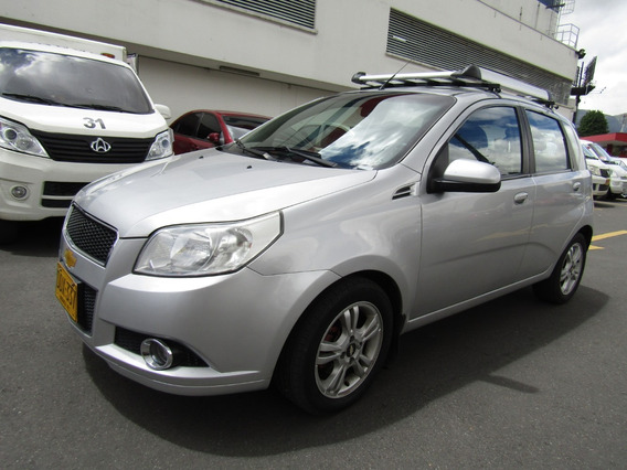 Chevrolet Aveo Emotion Gt Mt 1600cc Aa 5p