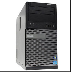 Cpu - Pc - Dell Optiplex 7010 I5 Hd 500 Dvd 8gb Perfeito