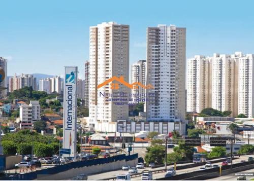 Imagem 1 de 15 de Apartamento Class Vila Augusta 2 Dormitórios Sendo 1 Suíte - 19908