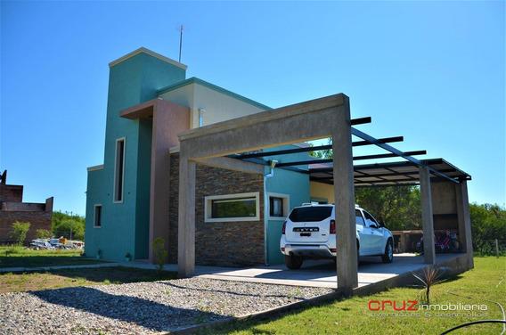 Casa Venta Merlo 4 Dormitorios Gas Natural