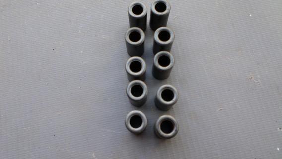 Nucleo Ferrite 10 Peça.1,9cm Comp 1,1cm