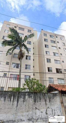 Vendo Apartamento - Inocoop - Campo Limpo - V0356