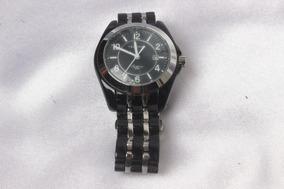 Relógio Technos Fashion Wr Unisex-aço -automático-usado