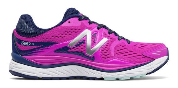 Zapatillas Running Mujer New Balance W880 V6 Larga Distancia