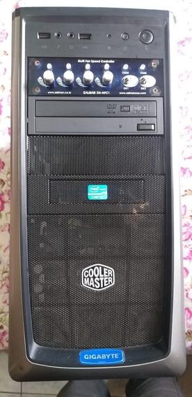 Computador Core I5 3570k -8gb - Ssd 120-corsair H55