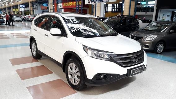 Cr-v 2.0 Exl 4x4 Gasolina 4p Automático 2013/2013
