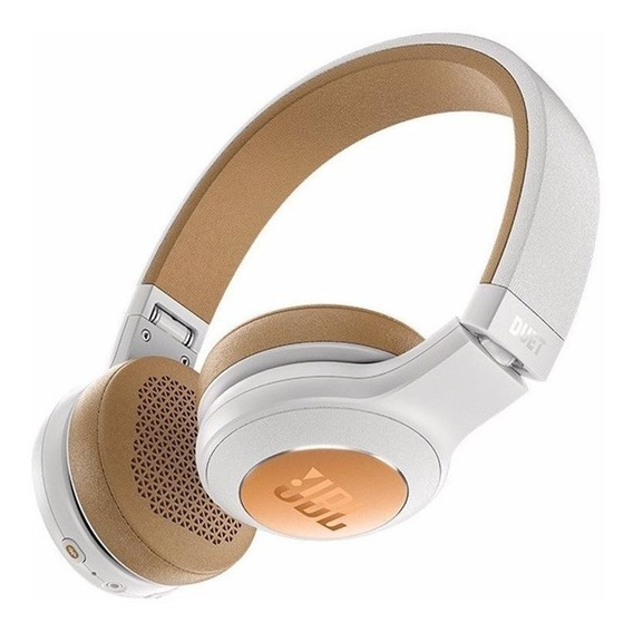 Headphone Jbl Bluetooth - Sem Fio Com Microfone Duet Bt