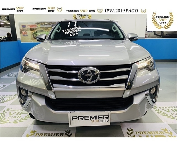 Toyota Hilux Sw4 2.8 Srx 4x4 7 Lugares 16v Turbo Intercooler