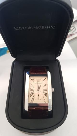 Relógio Emporio Armani Modelo Ar-0154 , Praticamente Sem Uso