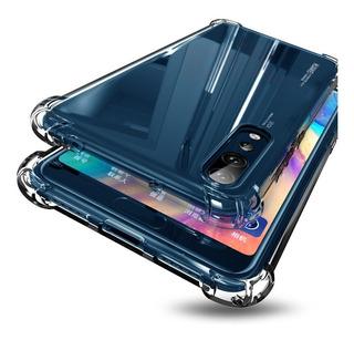 Funda Xiaomi Redmi Note 8 Pro Transparente Antigolpes Slim