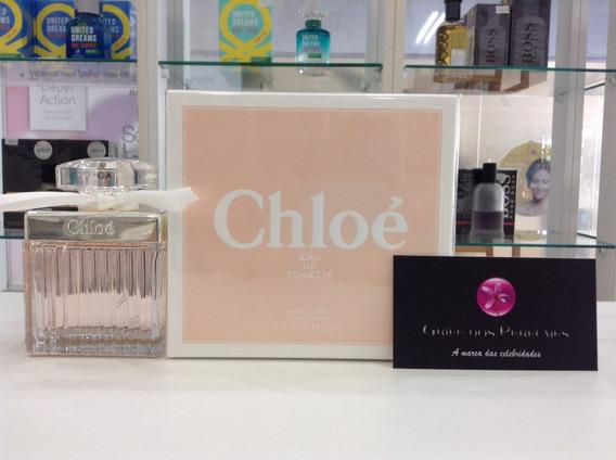 Perfume Chloé Edt 75ml