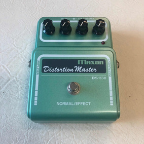 Pedal Maxon Distortion Master Ds-830 Japão