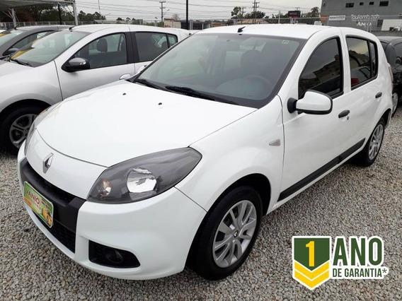 Renault Sandero Expression Hi-flex 1.0 16v
