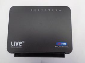 Roteador Sagemcom Live Tim Fast 4310 - Sem Fonte