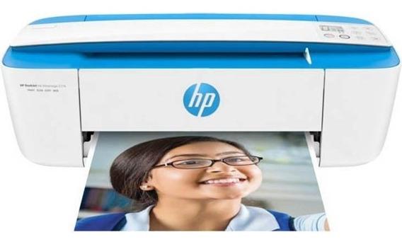 Multifuncional Hp Deskjet Ink Advantage 3786, Azul
