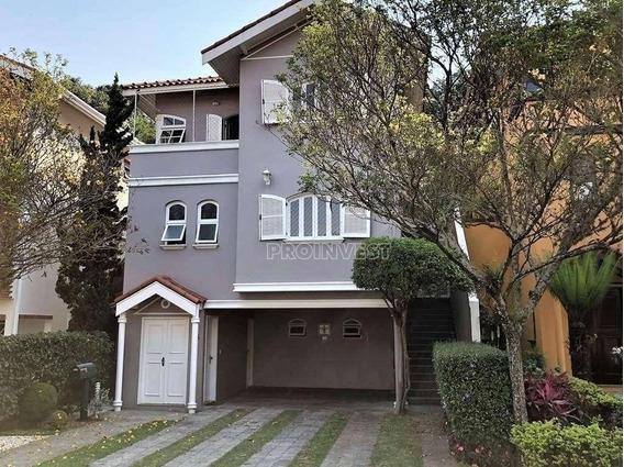 Casa Em Condomínio Na Granja Viana. - Ca17604