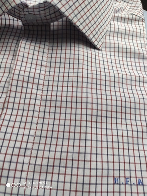 Camisas Masculinas 120 Cada Camisa Sob Medida