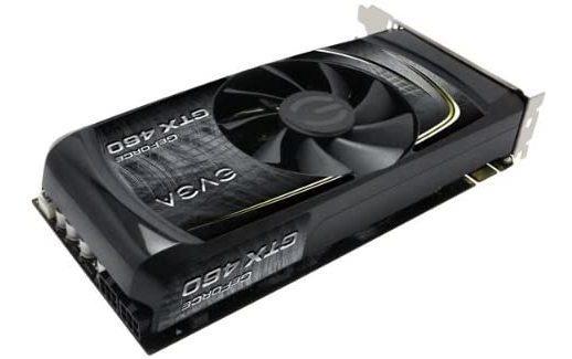 Nvidia Geforce Gtx 460 De Evga