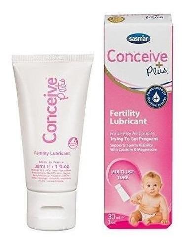 Conceive Plus - Lubricante De Fertilidad Multi, 880841-uk, 1