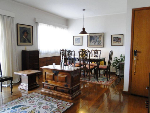 Apartamento Em Mirandópolis 120 M², 3 Dorm, 1 Suíte, 4 Vagas - Ap9127