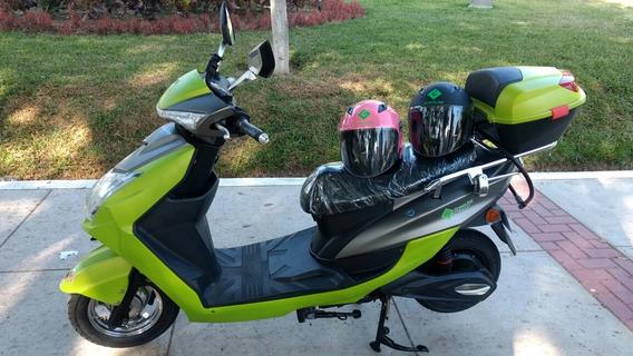 Moto Electrica Con Bluetooth Íntegrado