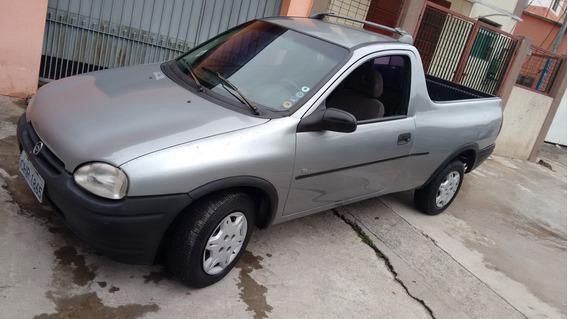 Pick Up Corsa Gl Vidro, Trava Conservada Pickup
