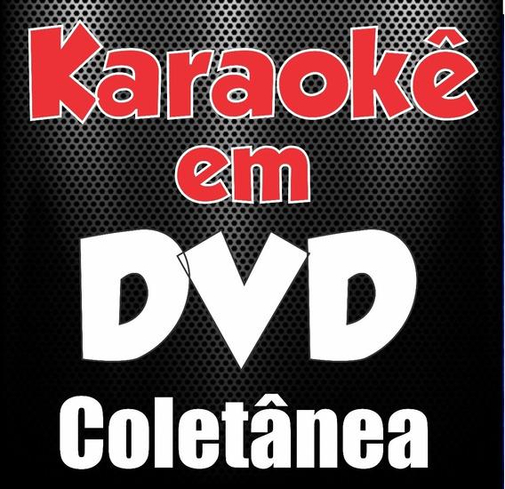 30 Dvds Karaokes Rock, Sertanejo, Mpb, Forró, Cd - 2018