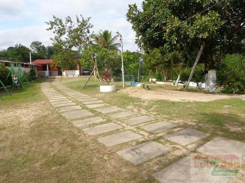 Chácara Para Venda Em Peruíbe, Caraguava, 3 Dormitórios, 1 Suíte, 1 Banheiro, 10 Vagas - 0844_2-438778