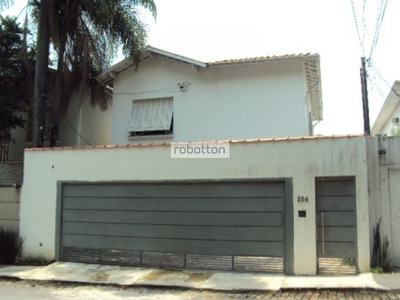 Ampla Casa Assobradada No Brooklin - Rb6102