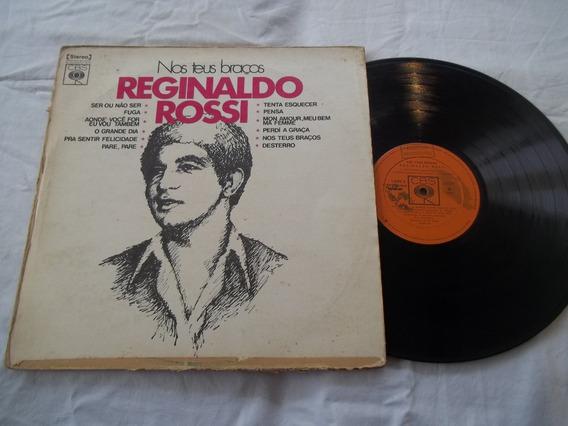 Lp Vinil - Reginaldo Rossi - Nos Teus Braços