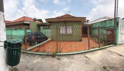 Casa Para Venda Em São Paulo, Parque Paulistano, 3 Dormitórios, 1 Banheiro, 2 Vagas - V22_2-1116342