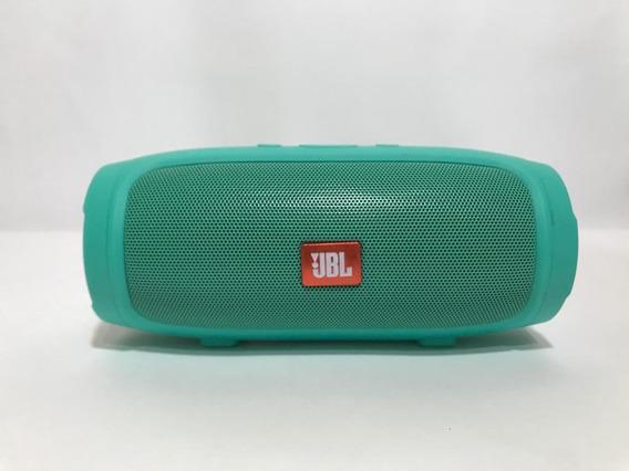 Caixa De Música Bluetooth Mine Charge3 Wireless Usb 12hrs