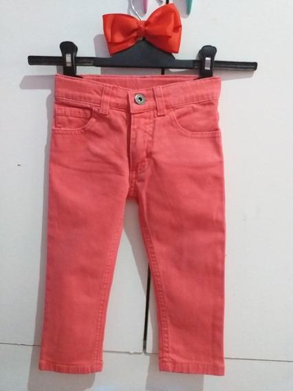 Jeans Cheeky Bebé Nena Como Nuevo!
