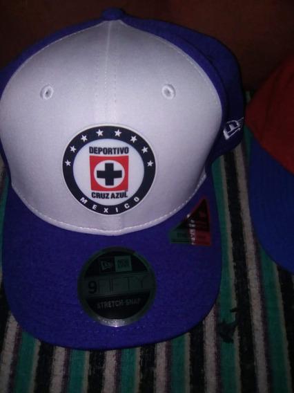 3a66d0025506 Gorra Cruz Azul New Era en Mercado Libre México