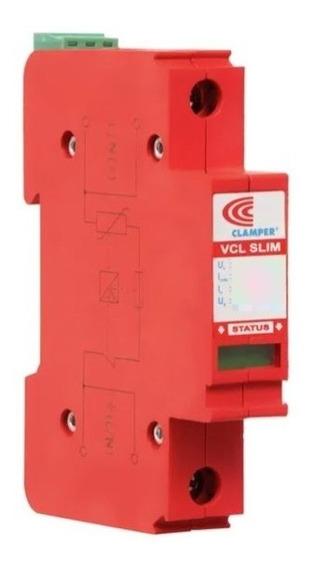 Supresor Picos Din Clase 2 Vcl 275v 20ka Slim/sr Clamper