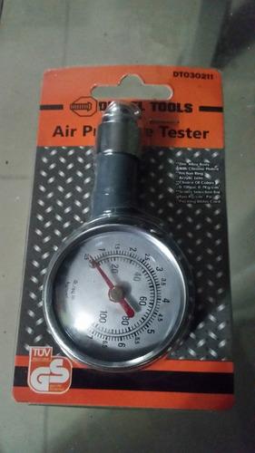 Calibrador Medidor De Presion De Aire De Cauchos