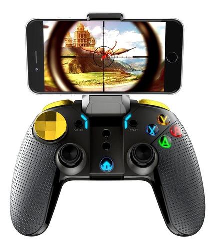 Imagen 1 de 8 de Control Ipega 9118 Gamepad Dorado