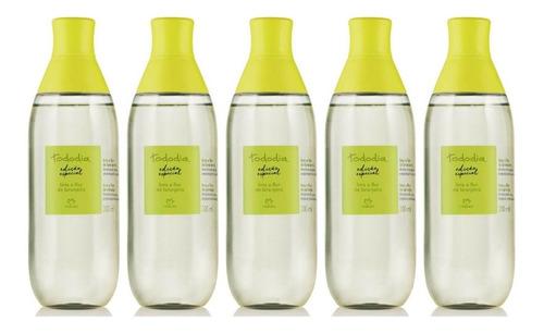 Spray Perfumado X5 Lima Y Flor De Naranja Tododía Natura