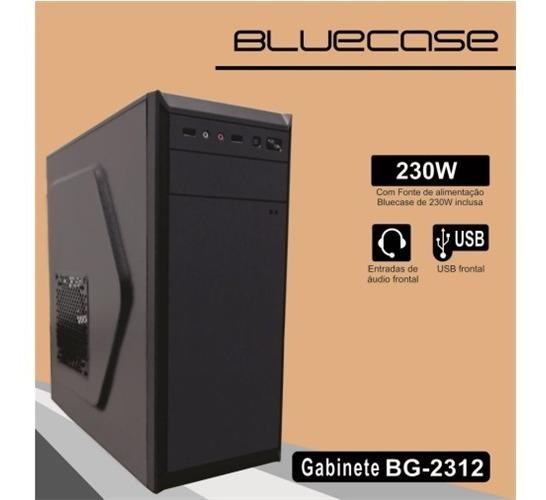 Cpu Core I5, Hd 500gb,4gb Gabiente Fonte, Dvd Teclado Mouse
