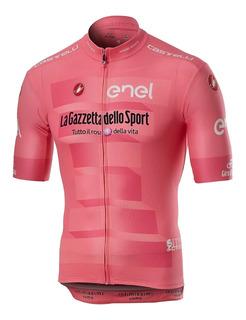 Camisa Rosa Squadra 2019 Giro D´italia