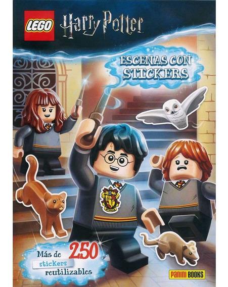 Lego® Harry Potter Escenas Con Stickers