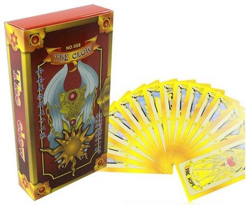 Cartas Clow Del Anime Sakura Card Captors - Juguete