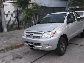Foto Cabina Mercadolibre : Toyota hilux cabina simple toyota hilux en mercado libre argentina