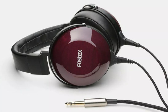 Headphone Fostex Tr-x00 Purpleheart Cabo Removivel E Lawton
