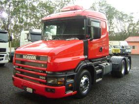 Scania T 114 360 6x2 Ano 1998 Raridade