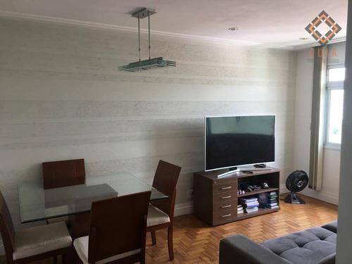 Apartamento Com 2 Dormitórios À Venda, 72 M² Por R$ 496.000,00 - Lapa - São Paulo/sp - Ap47751